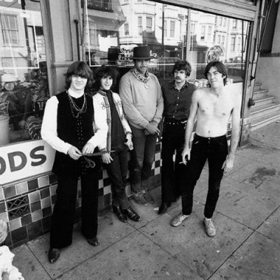 Portrait of The Steve Miller Band