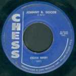 Johnny B. Goode by Chuck Berry is a classic rock and roll song from the 1950s
