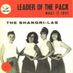 Girlgroup The Shangri-Las singing Leader Of The Pack very convincing